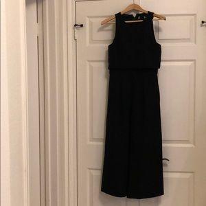578c8b968a41 Chelsea28 Pants - Chelsea28 Popover Crop Jumpsuit - Black